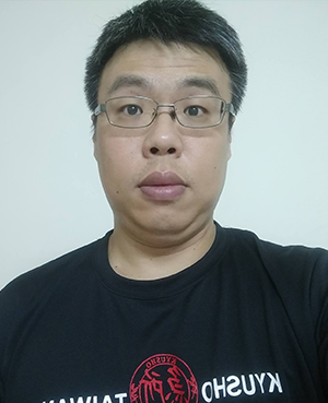 Bruce 林鵬文