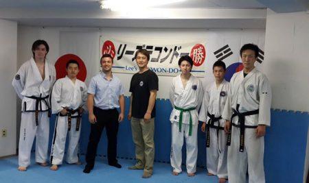 亞洲巡迴講習:首屆日本研習營 簡紀